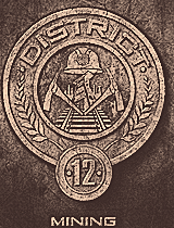 Hunger Games District 12 Sign District 12 - The Hung...