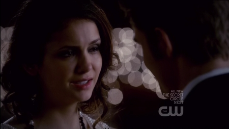 Do not gentle-3.20 - stefan-and-elena Photo