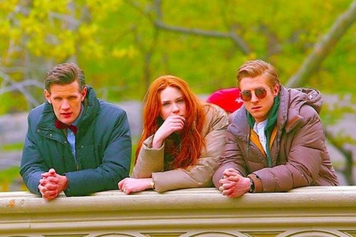 Doctor Who Season 7 <333