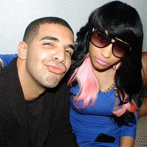 ڈریک and Nicki Minaj