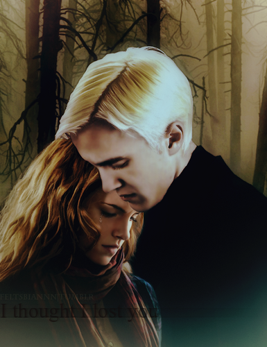 Dramione wallpaper titled Dramione