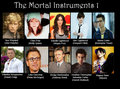 Dream Cast - mortal-instruments photo