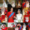 Duchess Catherine and Prince William - british-royal-weddings fan art