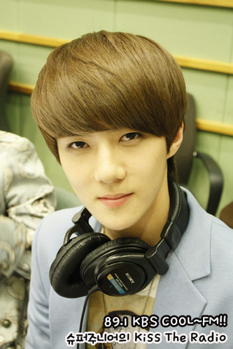 EXO-K Se Hun @ Kiss The Radio - exo-k Photo