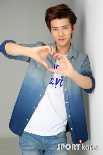 EXO-K Se Hun Sport Korea