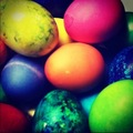 Easter Eggs - food photo