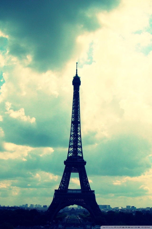 Paris Images Eiffel Tower Iphone Wallpaper Hd Wallpaper And