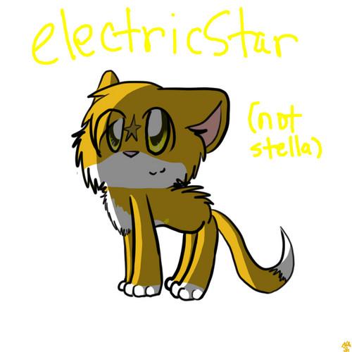 Eletricstar (not stella)