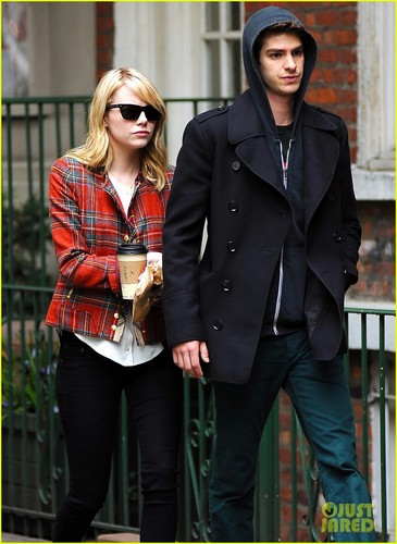 Emma Stone & Andrew Garfield: New 'Spider-Man' Trailer!