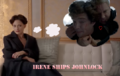 Everyone ships Johnlock