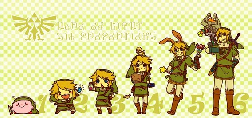Evolution of Link