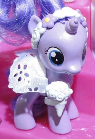 Expected Ponies #10: Unknown Purple Unicorn