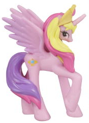 Expected Ponies#15: Mini Princess Cadance