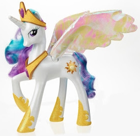 Expected Ponies#18: WHITE Talking Princess Celestia!!