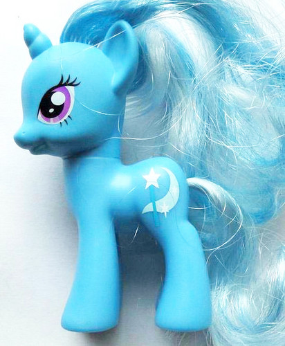Expected Ponies #5: Trixie