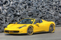 FERRARI 458 SPIDER BY NOVITEC ROSSO - ferrari photo