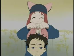 FLCL wallpaper possibly containing anime titled FLCL