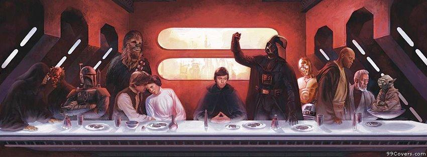 Family dinner, looks familiar?