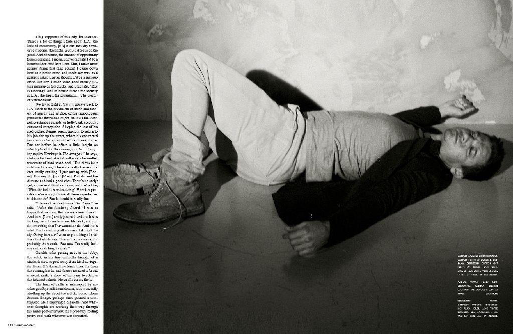 Flaunt Magazine(2010)