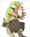 Flippy and Flaky cute