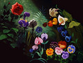 Flowers from Alice in Wonderland - disney photo