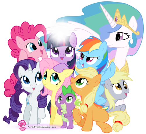 Friendship is Magic - my-little-pony-friendship-is-magic Photo