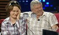 Funny talk show 2010 - martina-sablikova-and-petr-novak photo