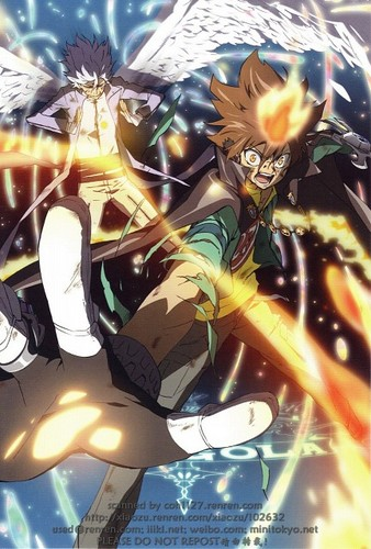 Future Arc - katekyo-hitman-reborn Photo