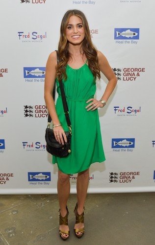 "GEORGE GINA & LUCY'S ""Originals Collection"" Launch in Los Angeles - May 3 - nikki-reed Photo"