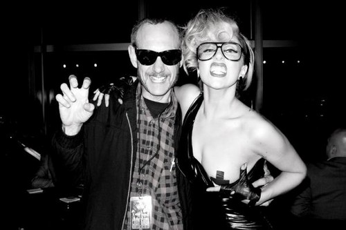 Gaga & Terry  - lady-gaga Photo