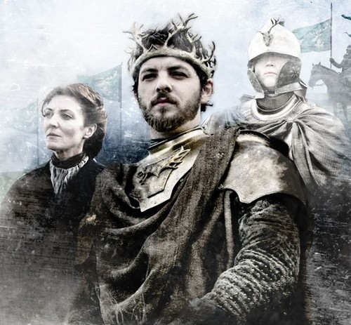 Catelyn, Renly & Brienne
