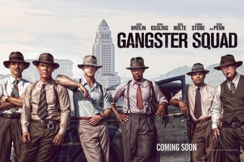 Ryan Gosling wallpaper called Gangster Squad Poster