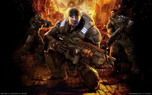 Gears of war others