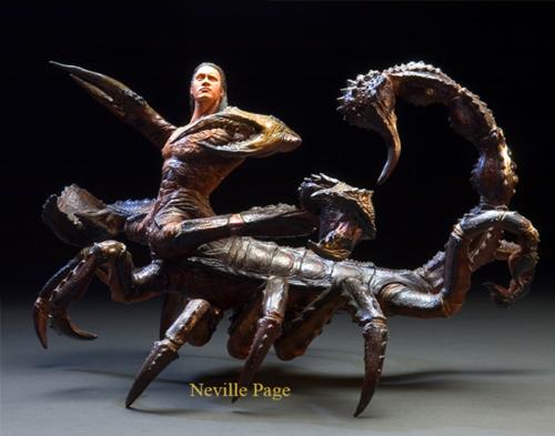 Giant escorpión