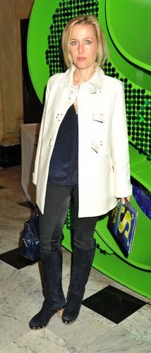 Gillian Anderson : Shrek the Musical 1 năm Anniversary