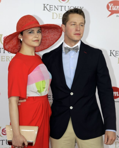 Ginny & Josh at the Kentucky Derby
