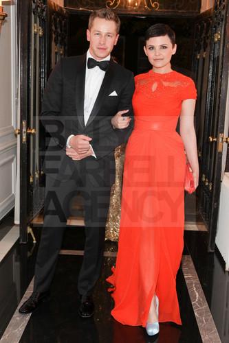 Ginny&Josh at the 'Schiaparelli And Prada