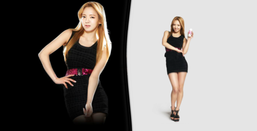 "Girls Generation ""Yakult Korea"""