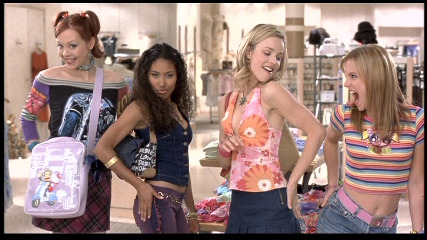 hot girl mall