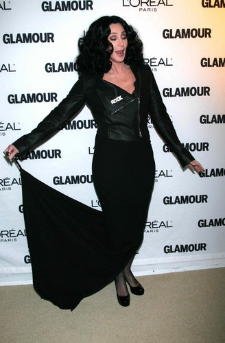 Glamour Magazine Honors The 2010 Women Of The سال Awards