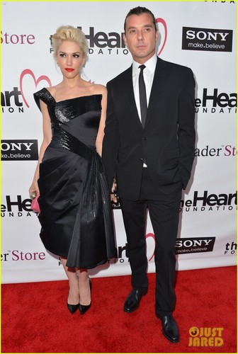Gwen Stefani: Heart Foundation Gala with Gavin Rossdale - gwen-stefani Photo