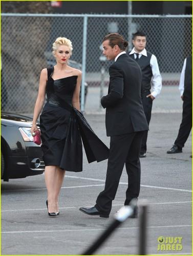 Gwen Stefani: coração Foundation Gala with Gavin Rossdale