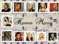 Hanna Marin collage