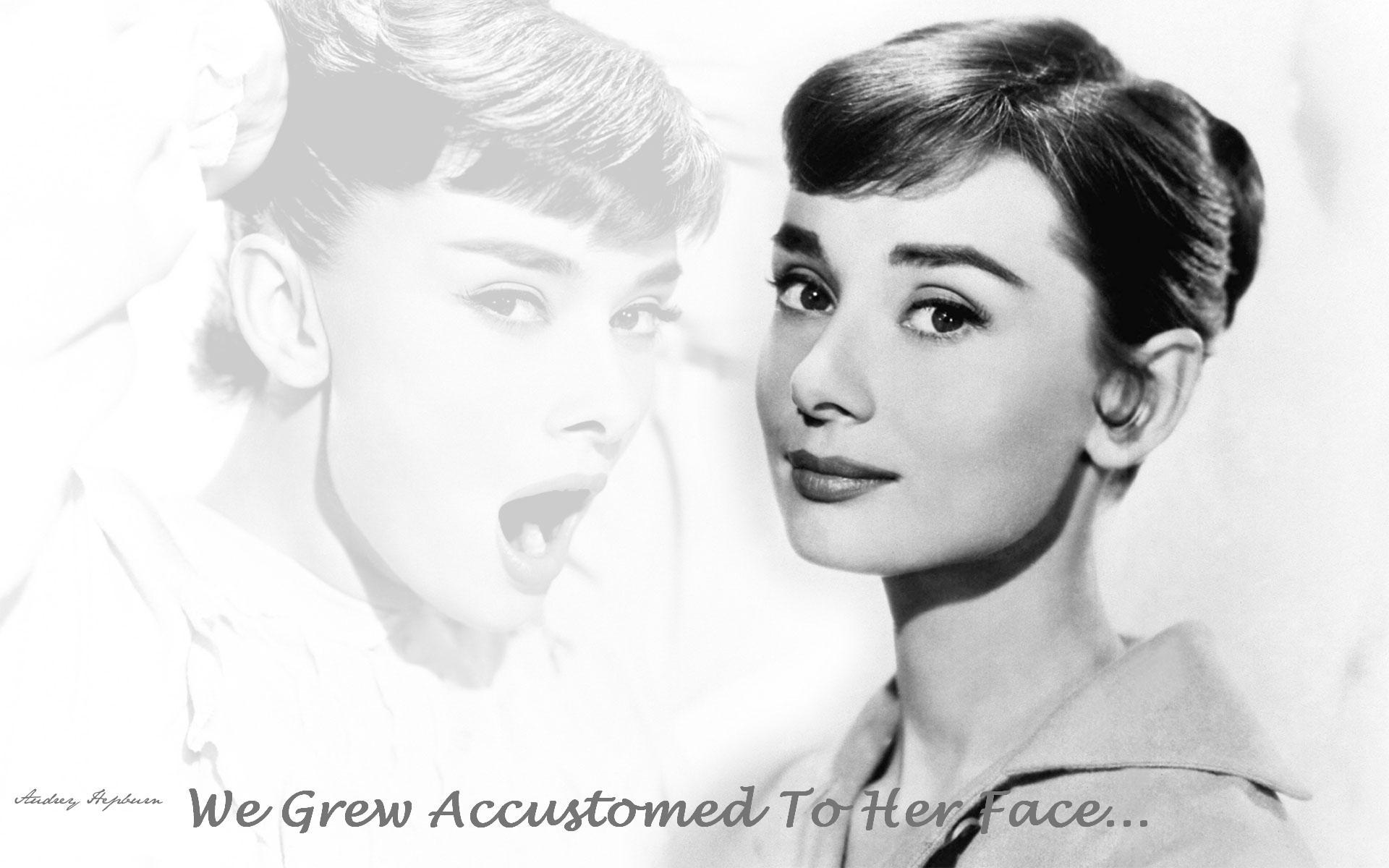 Happy Birthday Audrey!
