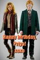 Happy Birthday, Priya!