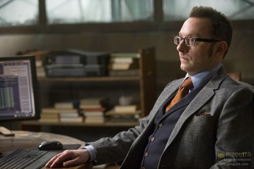 "Harold finch || 1x21 ""Many Happy Returns"""