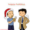 Have a Supernatural Christmas