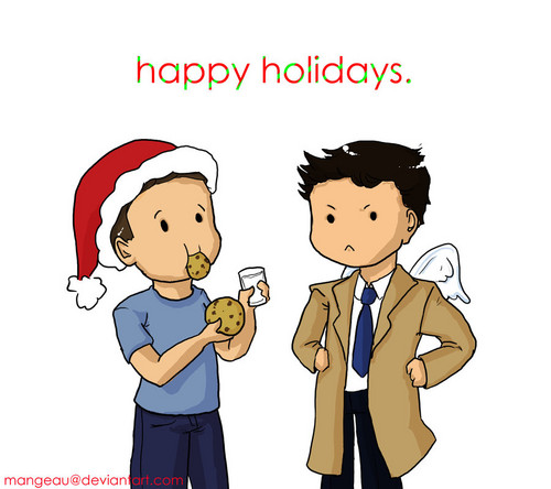 Have a Supernatural Krismas