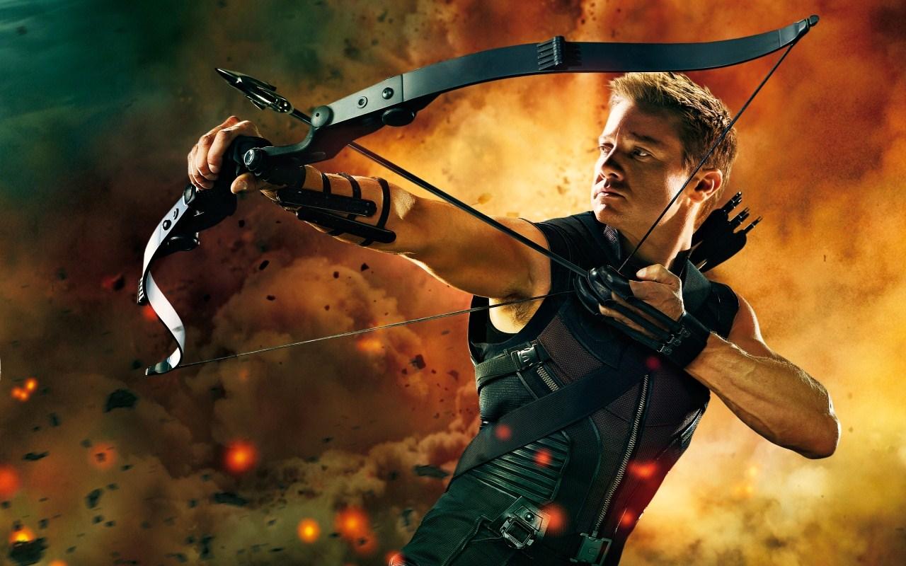 Hawkeye - Jeremy Renne...