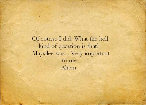 Haymitch Abernathy Quote:)